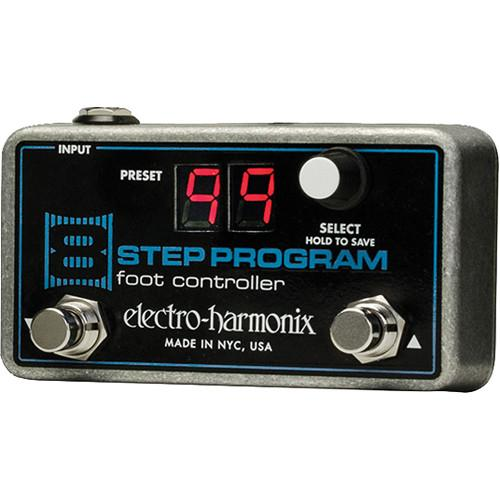 Electro-Harmonix 8-Step Remote Preset Foot Controller FC8STEP