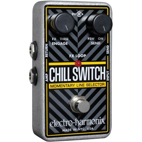 Electro-Harmonix Chillswitch Momentary Line Selector CHILLSWITCH