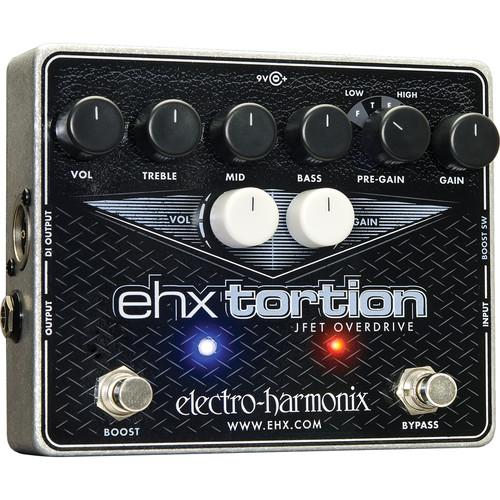 Electro-Harmonix  EHX Tortion JFET EHXTORTION
