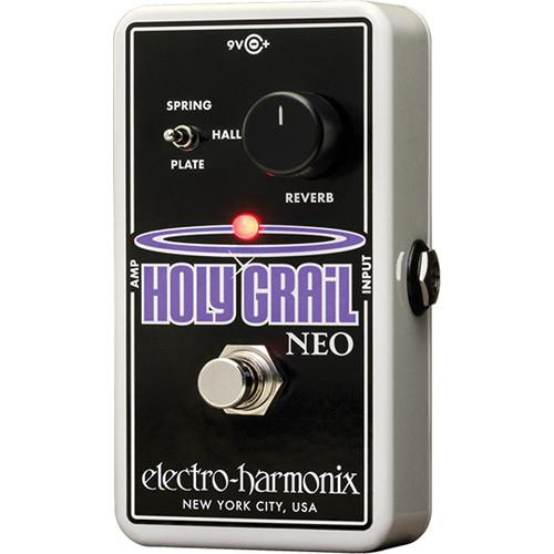 Electro-Harmonix Holy Grail Neo Reverb Guitar HOLY GRAIL NEO
