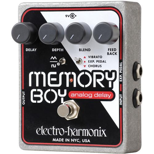 Electro-Harmonix Memory Boy Pedal with Analog Delay / MBOY