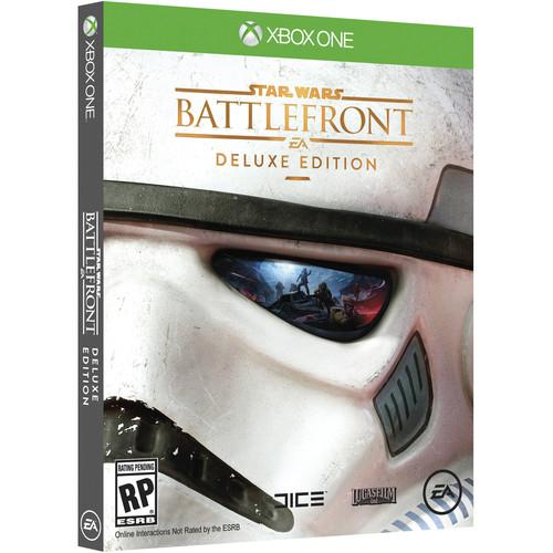 Electronic Arts Star Wars Battlefront Deluxe Edition 73500