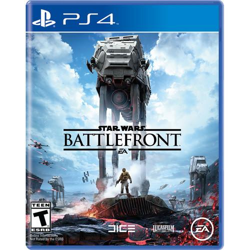 Electronic Arts Star Wars Battlefront (PS4) 36868