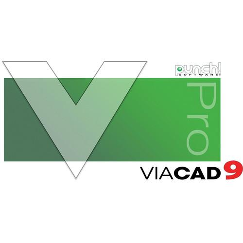 Encore Punch! ViaCAD Pro v9 for Windows (Download) 37080