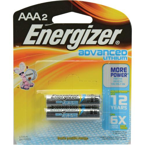 Energizer Advanced Lithium AAA Batteries (4-Pack) 57-EAL3A4D