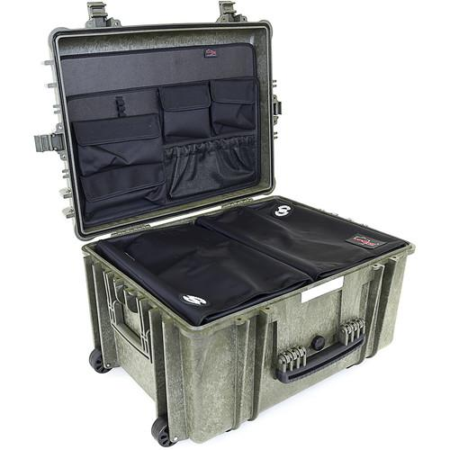Explorer Cases 5833 Case with 2 x DIV-H ECPC-5833KTGH