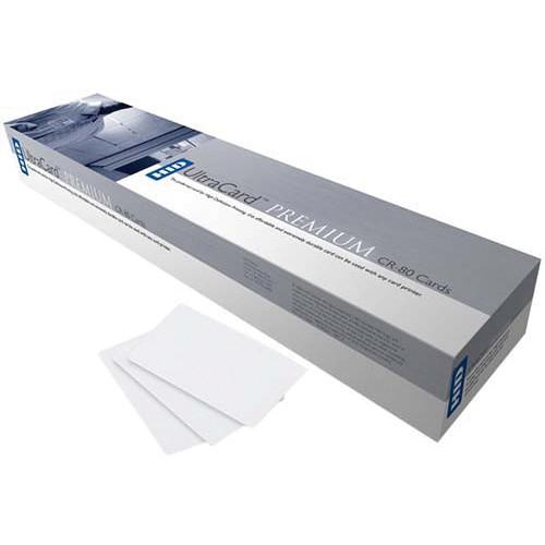 Fargo CR-80 UltraCard Premium Composite Cards (500 Cards) 82136