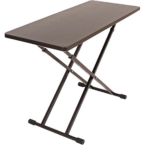 FastSet  Musicians/DJ Utility Table UTILITY TABLE