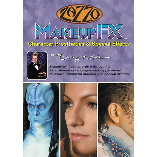First Light Video DVD: MakeUP FX Character Prosthetics F2674DVD