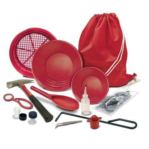 Fisher Hardrock Pro Gold Prospecting Kit GOLDKIT3