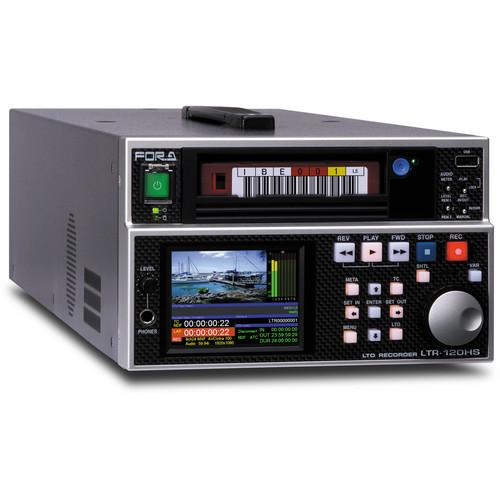 For.A Linear Tape Open LTR-120HS AVC Intra Video LTR-120HS