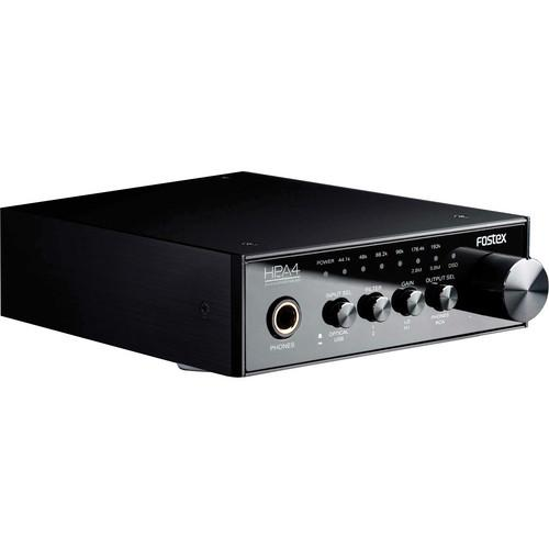 Fostex HP-A4 24-Bit USB DAC Headphone Amplifier HP-A4