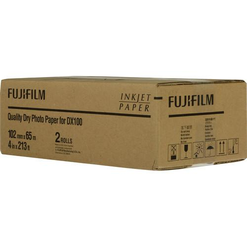 Fujifilm Quality Dry Photo Paper for Frontier-S DX100 7160486