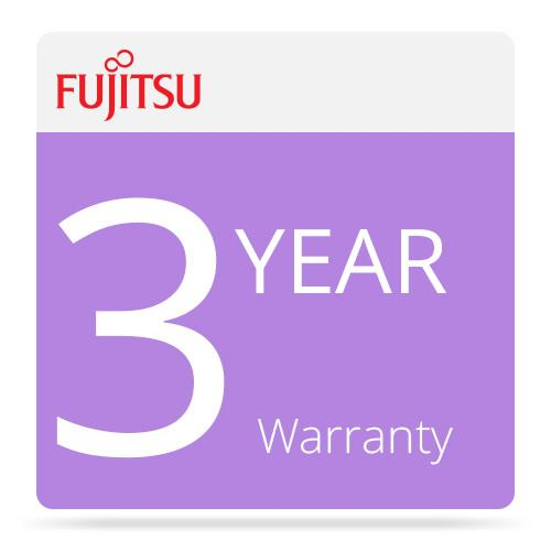 Fujitsu Basic 3-Year Warranty for fi-6770 Scanner