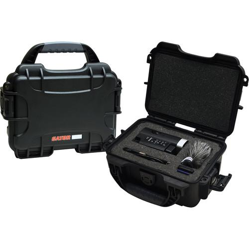Gator Cases Waterproof Injection-Molded Case GU-ZOOMQ4-WP