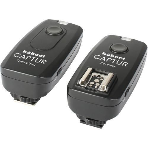hahnel Captur Remote Control and Flash Trigger HL -CAPTUR S