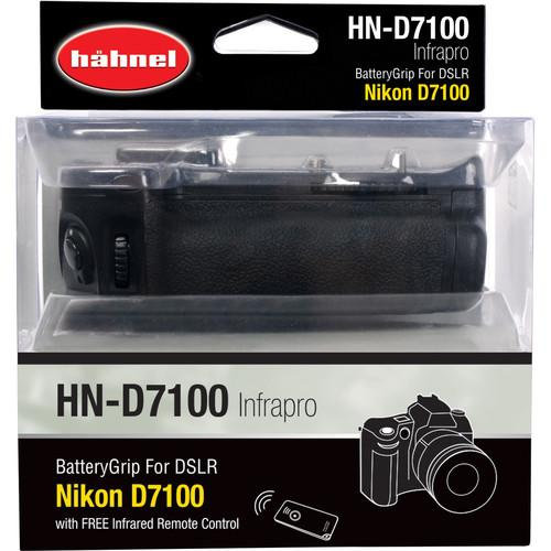 hahnel HN-D7100 Infrapro Battery Grip for Nikon HL-HN-D7100