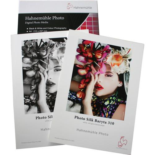 Hahnemuhle Photo Silk Baryta 310 Inkjet Paper 10641260