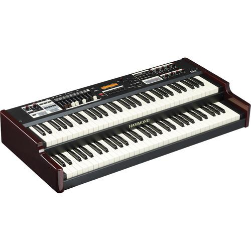 Hammond Sk2 - Portable Hammond Organ and Stage Keyboard SK2