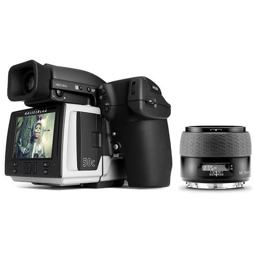 Hasselblad H5D-50c Wi-Fi Medium Format DSLR Camera H-3013722