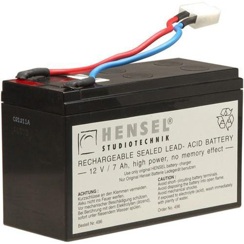 Hensel  Battery Pack for Older Hensel Porty 496