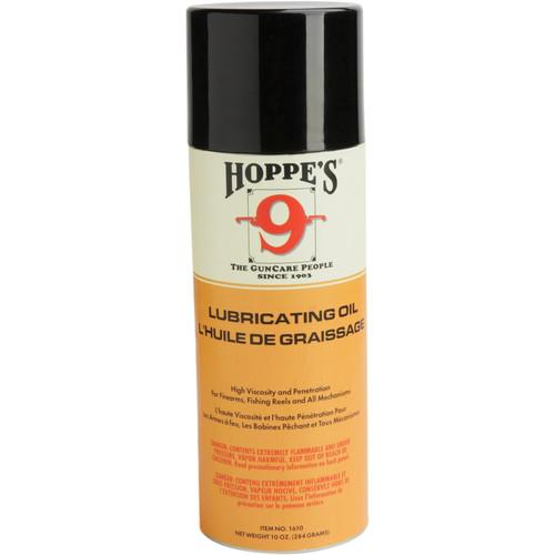 Hoppes Lubricating Oil in Aerosol Can (10 oz) 1610