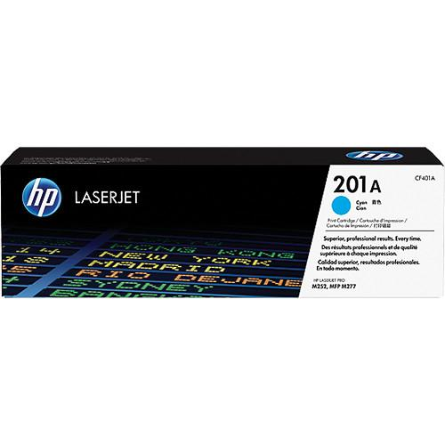 HP  201A Cyan Toner Cartridge CF401A
