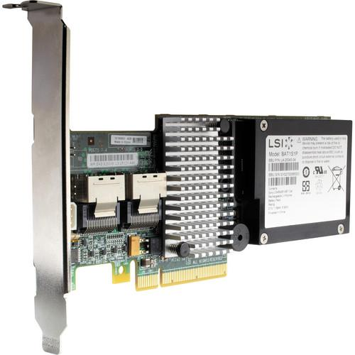 HP  LSI iBBU09 Battery Backup Unit E0X19AA