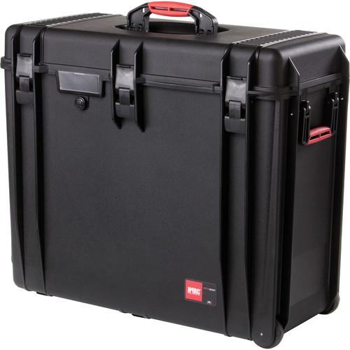 HPRC 4800WE Wheeled Hard Case without Foam HPRC4800WEBLACK