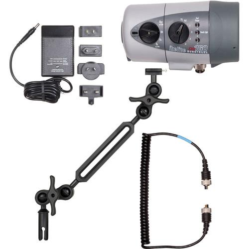 Ikelite DS160 Strobe Kit with Sync Cord, NiMH Battery, 4060.35