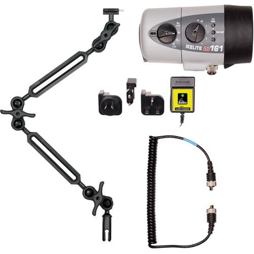 Ikelite DS161 Substrobe and Video Light with Sync Cord, 4061.34