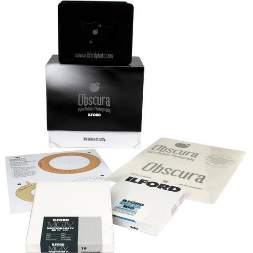 Ilford  Obscura Pinhole Camera Kit 1174029