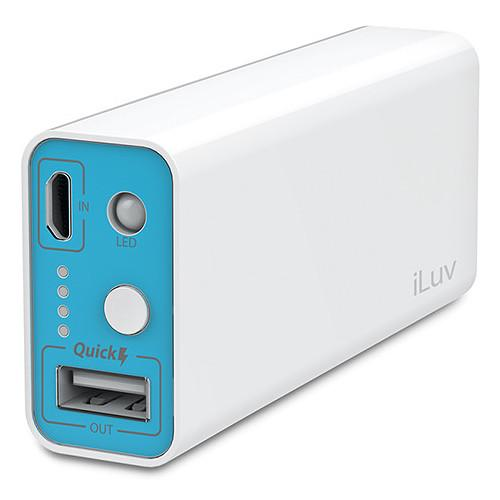 iLuv myPower 5200 Portable Battery Pack MYPOWER52WH