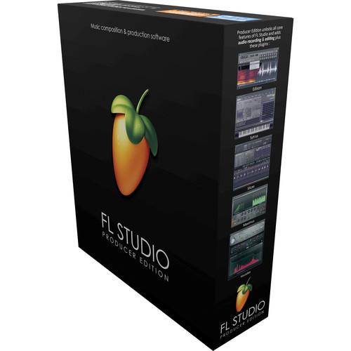 Image-Line FL Studio 12 Producer Edition - Complete 10-15226