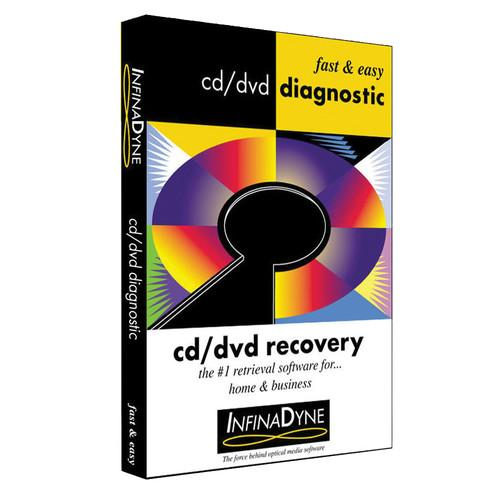 InfinaDyne CD/DVD Diagnostic 3.2 (Download Version) CDRPA0104-31