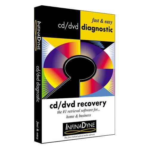 InfinaDyne CD/DVD Diagnostic Video 3.2 CDRPA0104V-31