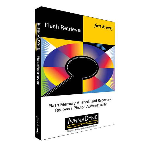 InfinaDyne  Flash Retriever (Download) A0112ID