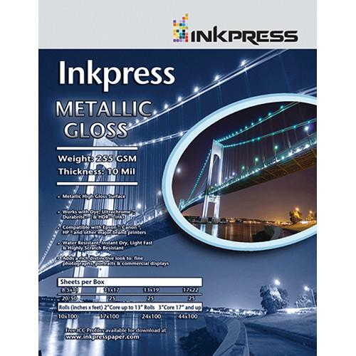Inkpress Media Metallic Gloss (5.0x7.0