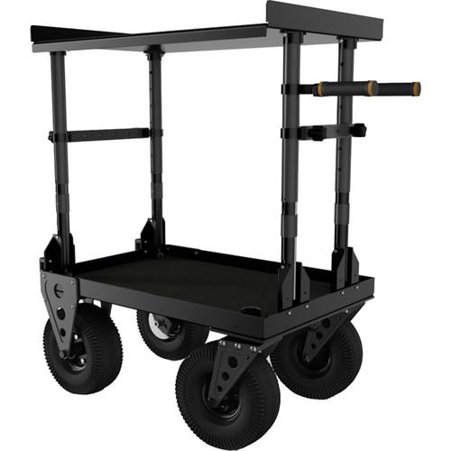 Inovativ Ranger 30 with Echo Top Shelf Equipment Cart 900-211