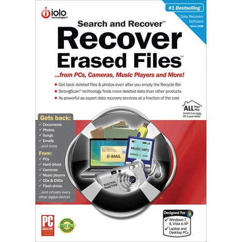 iolo technologies Search & Recover Software SR5ESD0