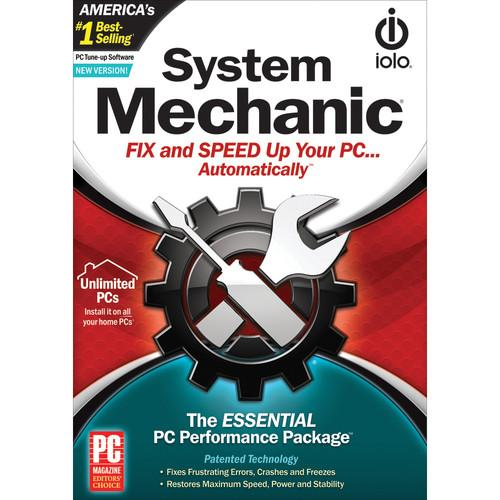 iolo technologies System Mechanic Home & Office SM14ESD