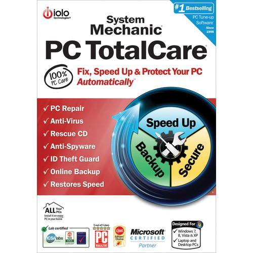 iolo technologies System Mechanic PC TotalCare SMPCTC14ESD