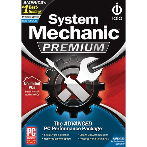 iolo technologies System Mechanic Premium SMP14ESD