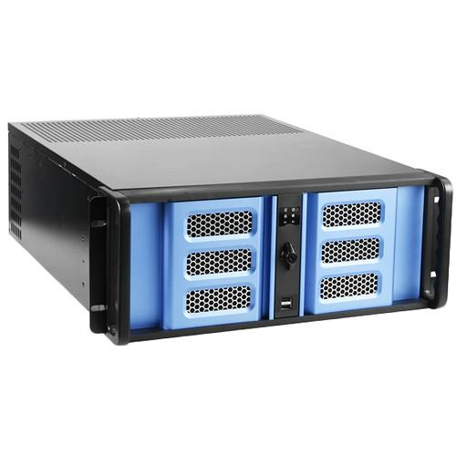 iStarUSA D-400SE 4U Compact Rackmount Chassis D-400SE