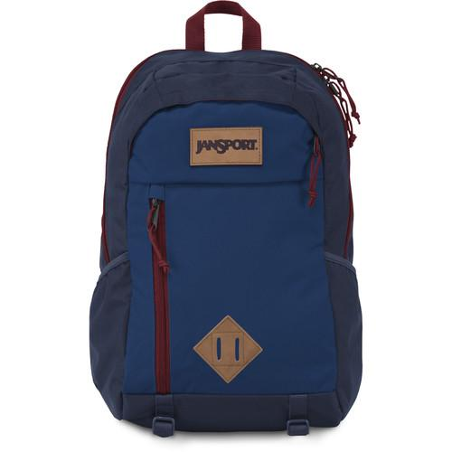 JanSport Fox Hole 25L Backpack (Midnight Sky) T52M04Z