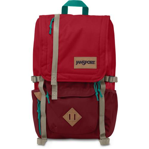 JanSport  Hatchet 28L Backpack (Red Tape) T52S5XP