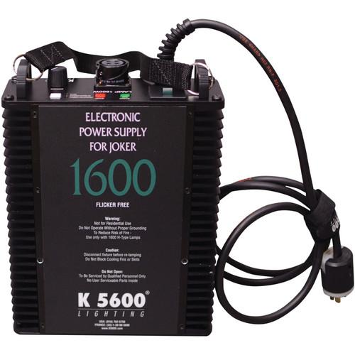 K 5600 Lighting Electronic Power Supply for 1,600W Joker B1600E