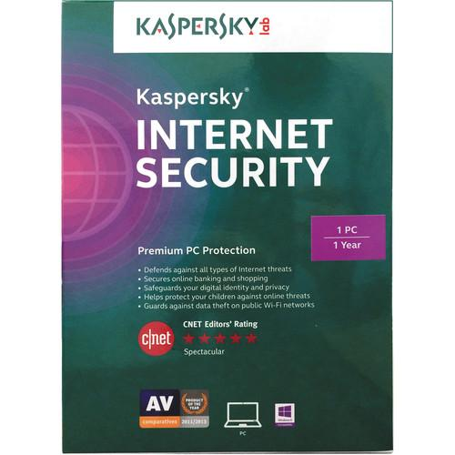 Kaspersky  Internet Security 2015 KIS1501121USZZ