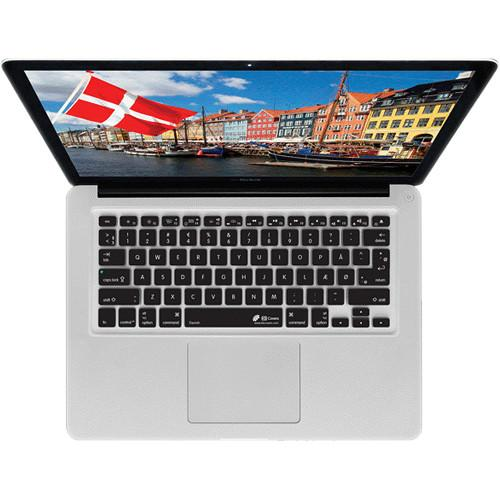 KB Covers Danish Keyboard Cover for MacBook, MacBook DAN-M-CB-2