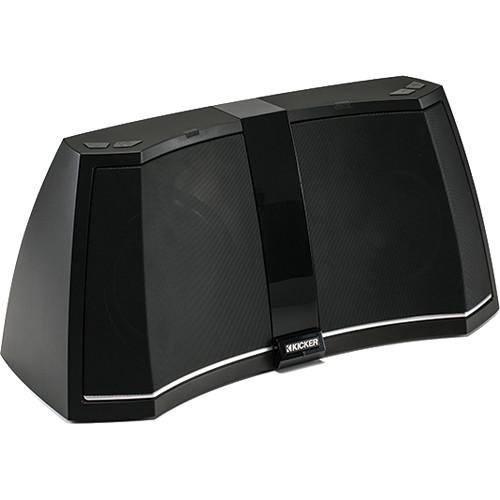 KICKER Amphitheater 2 Bluetooth Speaker System IK5BT2V2